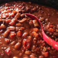 Conecuh Sausage Chili