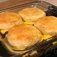 Burger Biscuits